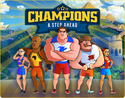 A Step Ahead: Champions Help